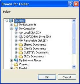 """4.2 Folder Compos ition"" for more detail. Folder Selection button Playlist Playback Software / Instruction Manual"