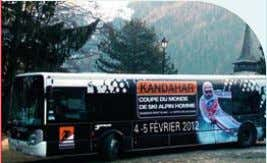10 GUIDE ACCUEIL HIVER VISITOR'S GUIDE WINTER 2011/12 don't forget: public transport in Chamonix Valley-Mont