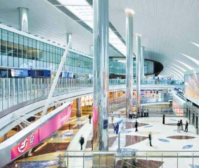 power transmission and distribution, alternative energy, and Dubai airport – engineered for the future water and