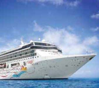 purpose- built to do the work of two generator transformers 19 Service contract from Star Cruises