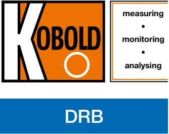 measuring • monitoring • analysing DRB