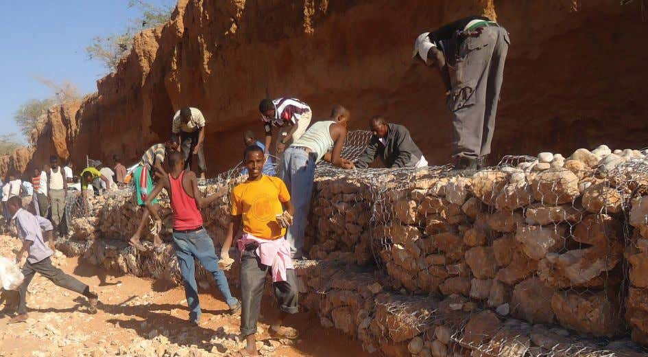 OXFAM RESEARCH REPORT APRIL 2015 A FRESH ANALYSIS OF THE HUMANITARIAN SYSTEM IN SOMALIland, puntland and