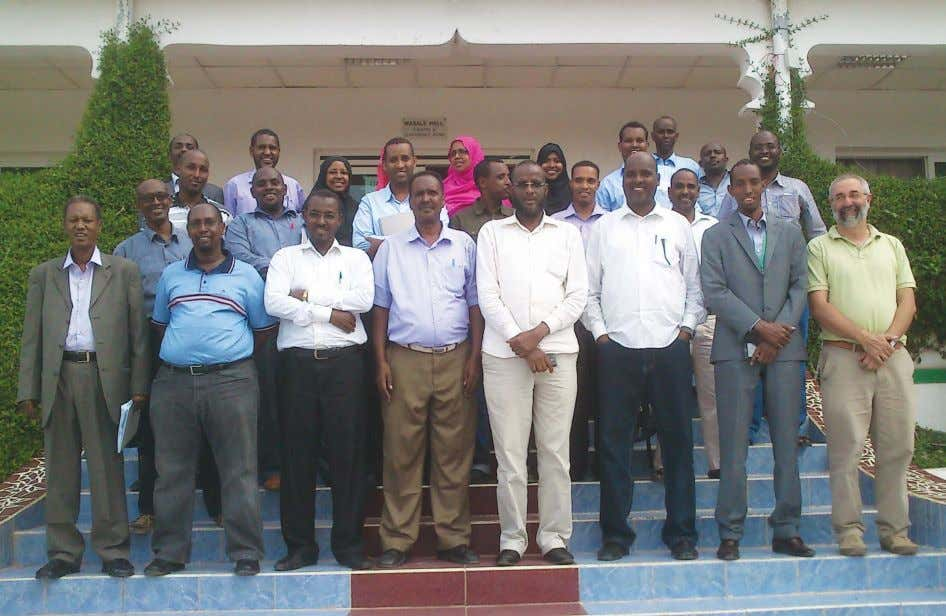 committees High in negotiating humanitarian access. The team behind the fresh analysis of Somalia Photo: Oxfam