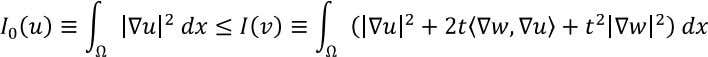 satisfies (1). Then the above inequality yields for any Simplifying we find This inequality immediately yields:
