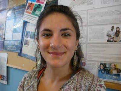 Eleanor Liverakos Τ he GCE programme has opened the door to my desire for studying