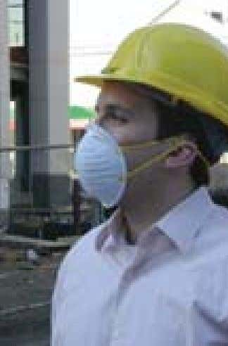 Occupational Issues: Inhalation and Skin Contact Inhalation Workers involved with dry ash handling, concrete grinding,
