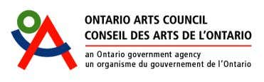 We would like to thank our funders, the Canada Council for the Arts and the Ontario