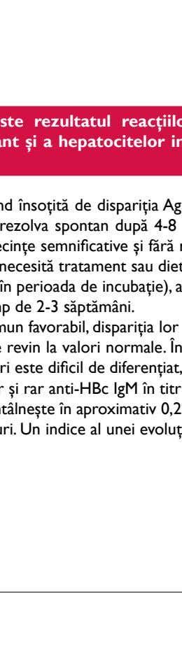Asimptomatică Ciroză Cancer hepatic