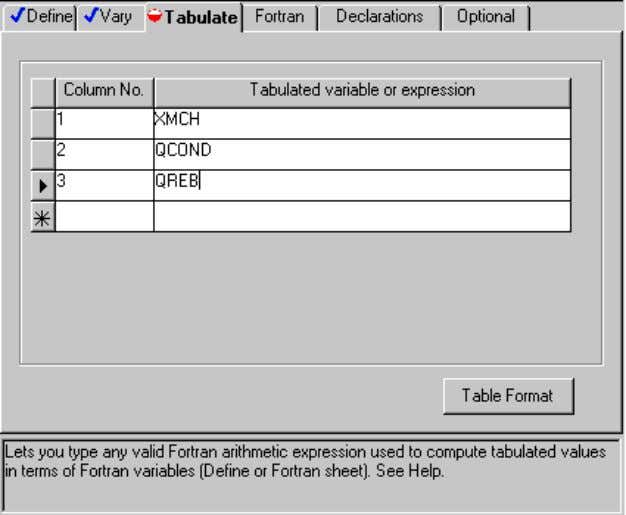 Chapter 3 To specify the column labels for condenser duty and reboiler duty: ➤ Click the