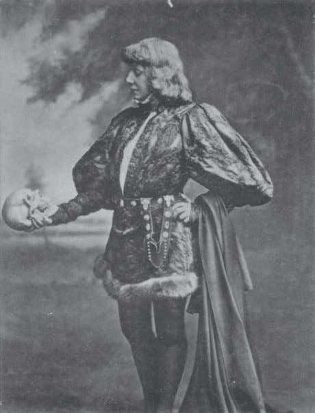 Sarah Bernhardt, the most famous actress of her generation, took on the title role of
