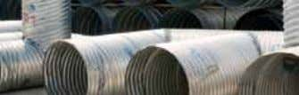 Corrugated Metal Pipe Customer Proven Innovation