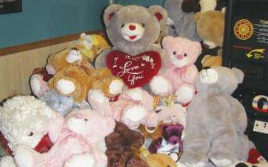 Brave Heart Children in Need serves 37 parishes across Louisiana. It offers foster chil- dren hope