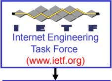 Internet Engineering Task Force (www.ietf.org)