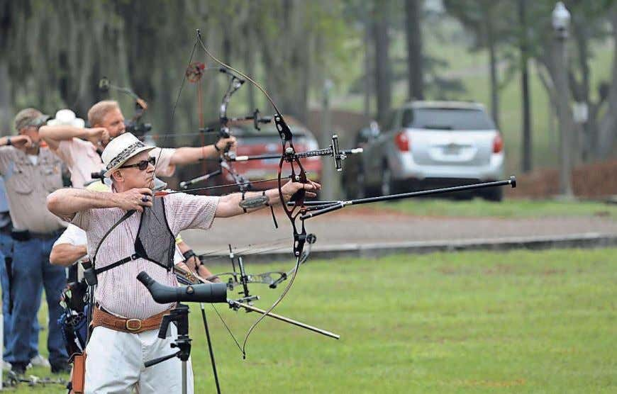 Get ready for the Capital City Senior Games Competition is March 8-14 SPORTS TRAINING FACILITIES ARCHERY