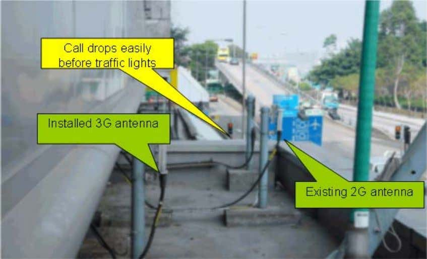 to Improper Installation of Antennas Phenomenon From 0, the antenna of a project is mounted on