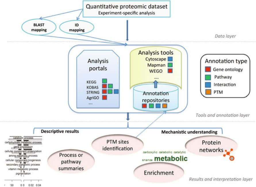 of Quantitative Proteomics in Plant Research 19 Fig. 1.2 Schematic representation illustrating the plant