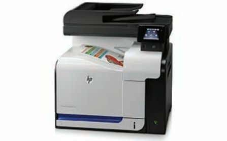 HP LaserJet Pro 500 color MFP M570 Ideal for small to medium-size businesses and cost-conscious enterprises