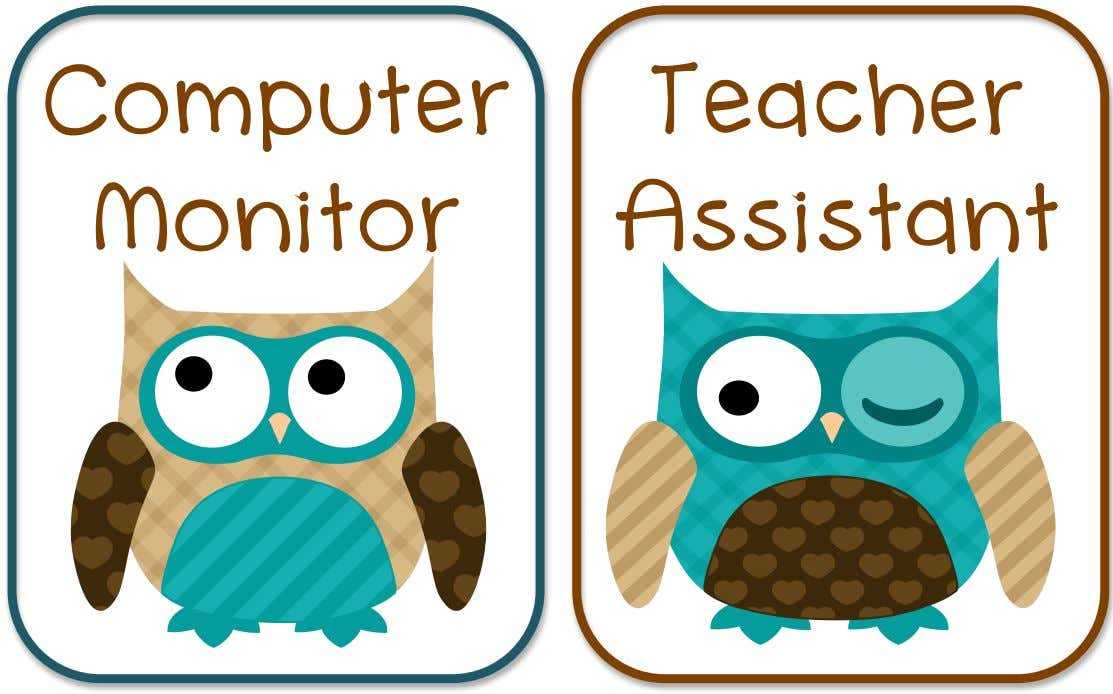 Computer Teacher Nonitor Assistant