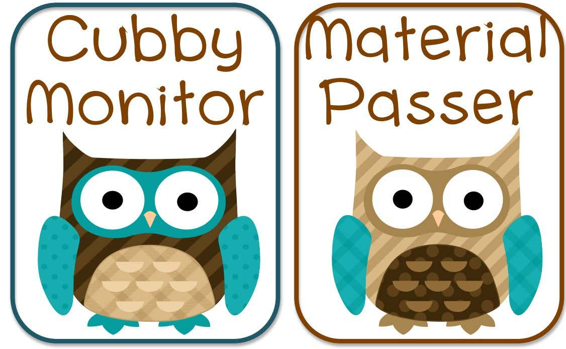 Cubby Naterial Nonitor Passer