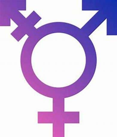 Transgender ▪ An adjective that is a umbrella term used to describe the full range of