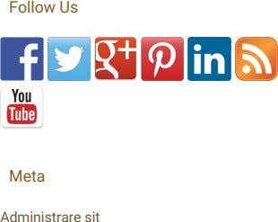 Follow Us Meta Administrare sit