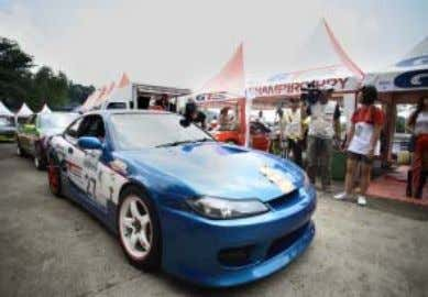 July - August Stan pada Pameran GT Radial dan IRC Exhibition di Indonesia International Motor