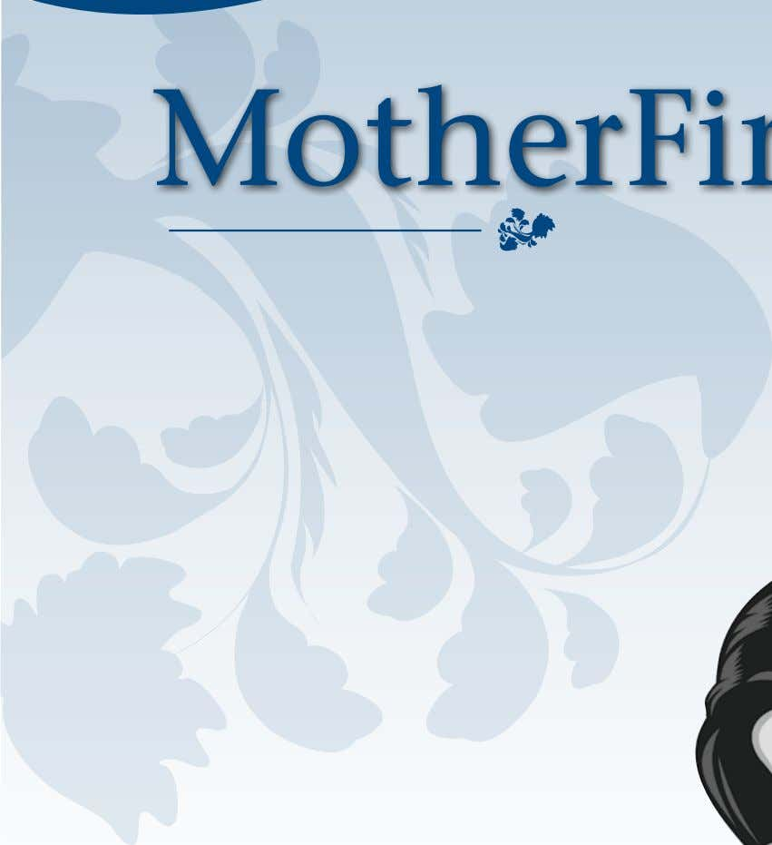 MotherFirst MATERNAL MENTAL HEALTH STRATEGY: Building Capacity in Saskatchewan
