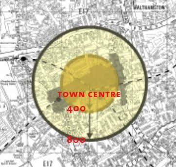 town centre 400 800