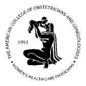 The American College of Obstetricians and Gynecologists WOMEN'S HEALTH CARE PHYSICIANS interim update P RACT