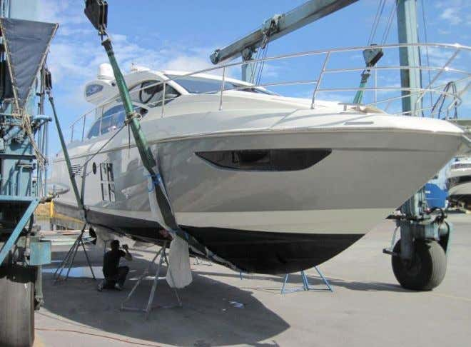 "Value of the vessel ""Ciao"" 2012 40' Azimut 40S PREPARED EXCLUSIVELY FOR: Steve Reading 10 PGA"