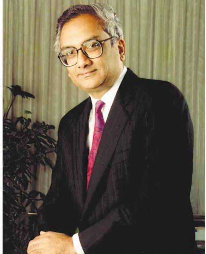 tribute to a visionary and a passionate entrepreneur Mr. Aditya Vikram Birla (14.11.1943 - 01.10.1995) We