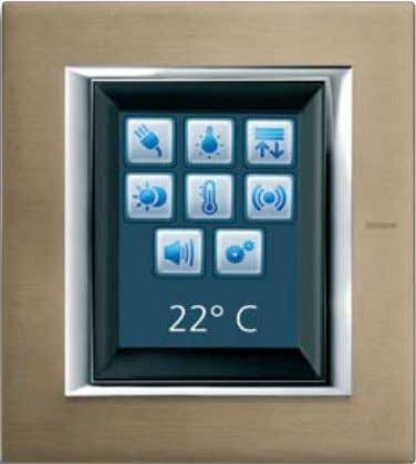unit item N4681 - scenario control command item L/N/NT4680 Colour Touch Screen, Item L4684 (to be