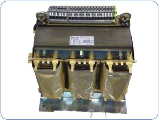 Three Phase Transformer Three Phase Transformers TPT Series General information The TPT series is a Standard
