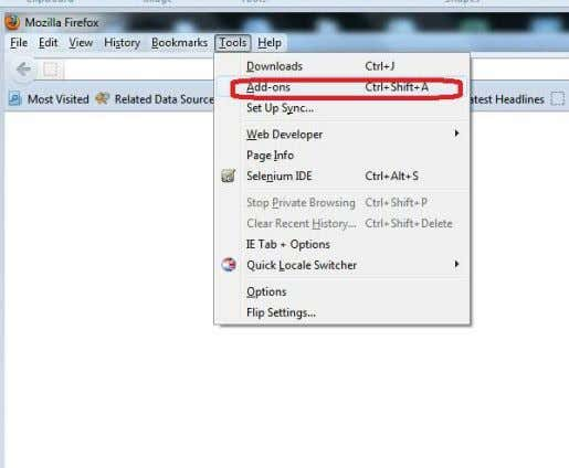 version. 4. See the below screens to follow up. Figure 3 Selenium with TESTNG and eclipse