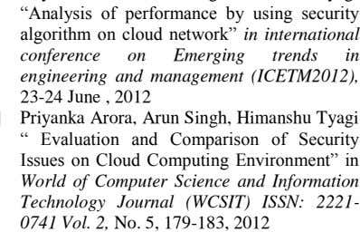 in World of Computer Science and Information Technology Journal (WCSIT) ISSN: 2221- 0741 Vol. 2, No.