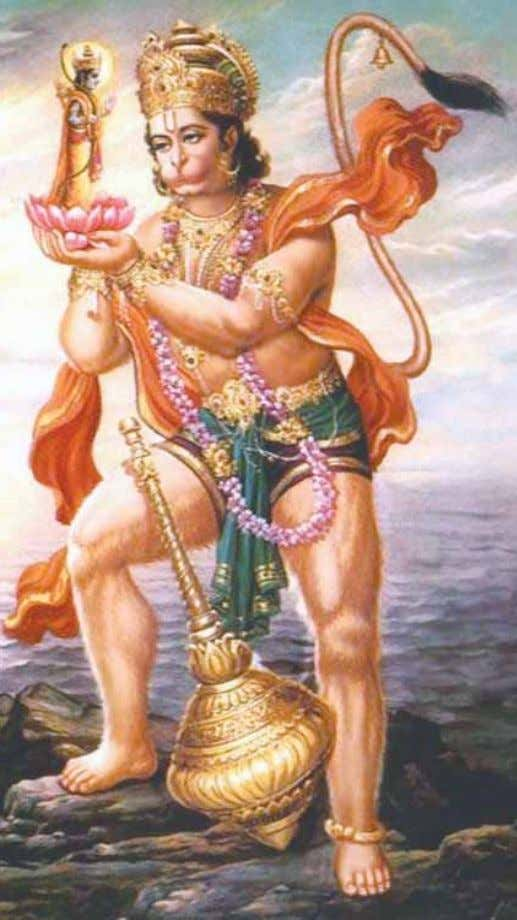As Lord Shankar witnesses, all those who recite Hanuman Chalisa regularly are sure to be benedicted