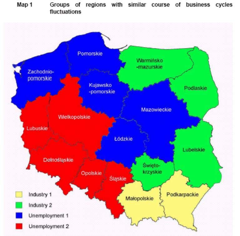 ś l ą skie, opolskie and ś l ąś kie) - unemployment Source: Wy ż nikiewicz