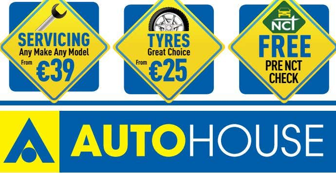 SERVICING TYRES FREE Any Make Any Model Great Choice From From €39 €25 PRENCT CHECK