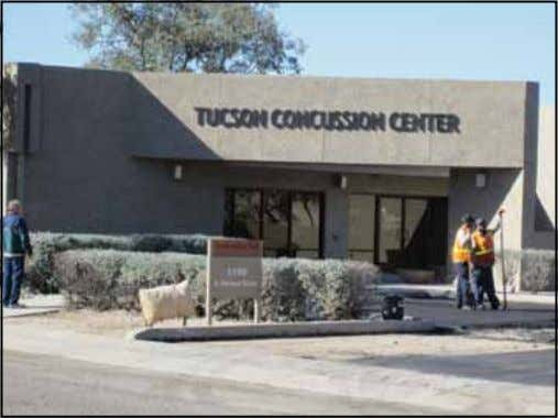 www.desertmountaininsurance.com Workers were in the final stages of building out the Tucson