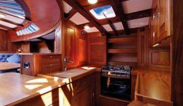 QA QUEEN'S AWARD YACHT DESIGNERS & BUILDERS e NEW Spirit 74 bespoke, hand-crafted perfection 27th Antigua