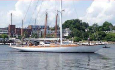 STOCKBRIDGE YACHT BROKERS Winner in Spirit of Tradition division and Panerai Grand Prix division at 2014