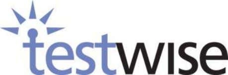 The Testwise Online Assessment Service Testwise User Guide 1 © 2011 GL Assessment. All rights