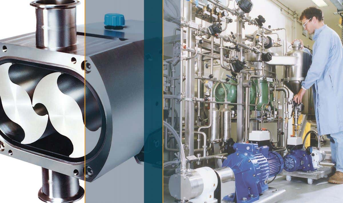 Jabsco Hygienic Product Range Global Leader in Pump and Valve Solutions