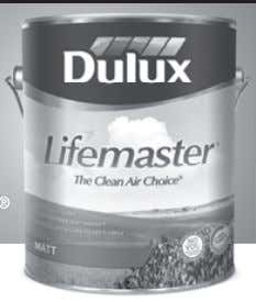 Monday-Thursday from 9am-5pm and 9am-4pm Fridays. Save $10* On Dulux ® Lifemaster ® November 2 -