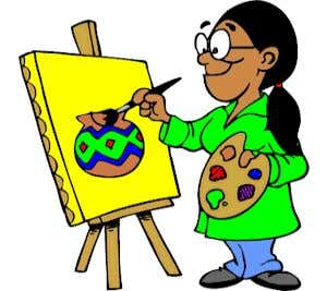 TSACDA Activity :- 6 Artists  Draw shapes – Triangle, Square, Rectangle, Circle.  Draw the