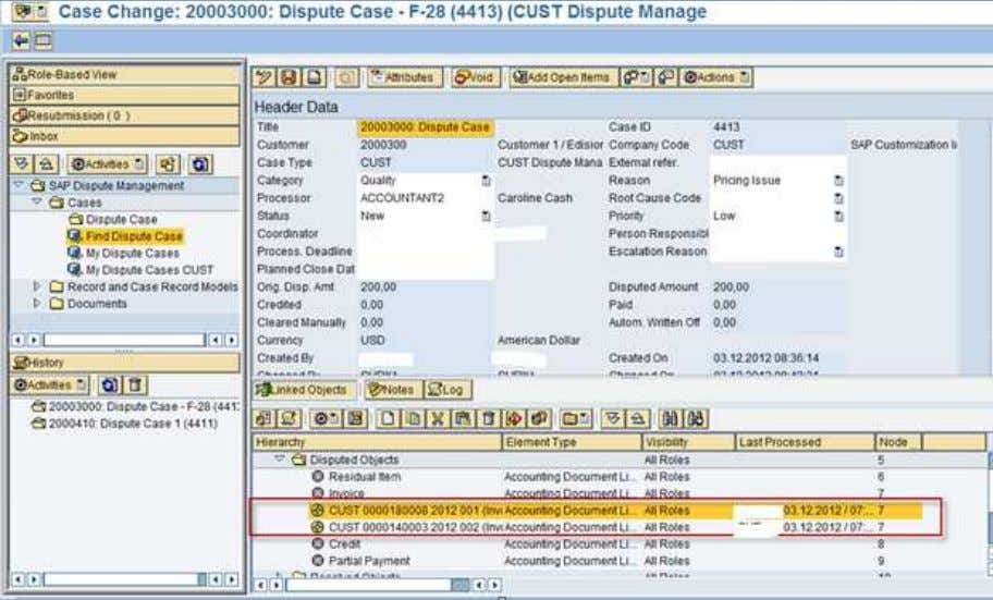 SAP FSCM Configuration & User Guide ∑ Now to we can choose SAVE icon to save