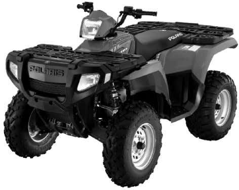 120 lbs./54.4 kg Body Style   SPIRIT MODEL: MODEL NUMBER: . A05MH50 2005 Sportsman 500