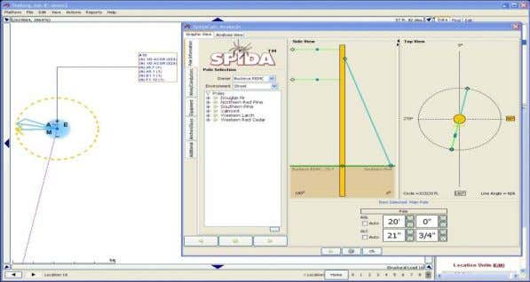 Graphical Interface Additional data such as Joint Use can be added in the graphical interface. Attachment