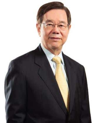 East Asia from 1997 to 1999. Before his appointment at UBS lim ho kee CHAIRMAN, BOARD
