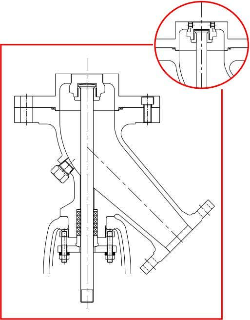 extension and cryogenic bonnet design option available. Figure 2. Disc Opens (Lower) Into Valve. Figure 3.